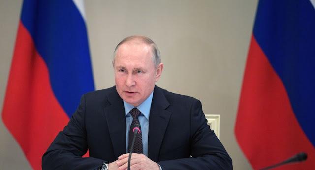 بوتين حول رئاسته: ليس عملا بل قدر