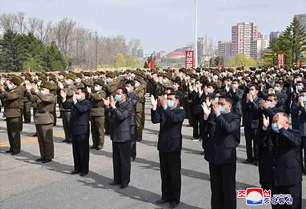 pyongyang bulders meeting april 2