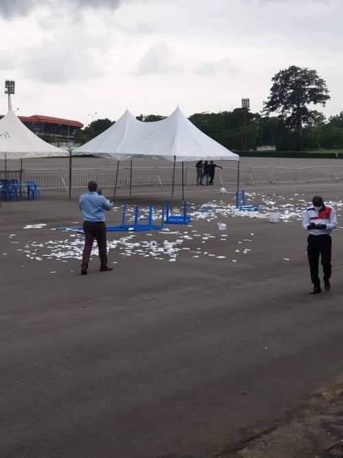 Enugu NMA Election Turns Bloody As Thugs Invade Venue