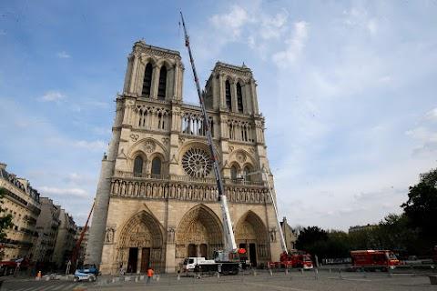 Egy különleges technológia segítségével rekonstruálható lehet a Notre-Dame (hanganyag)