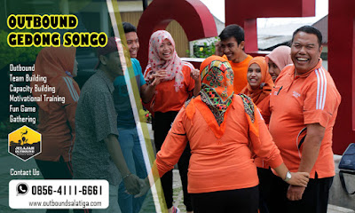 paket outbound gedong songo