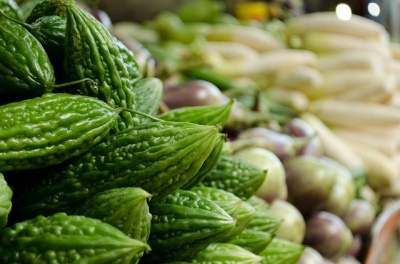 Bitter Gourd in Hindi|Karela Meaning in English,Karela