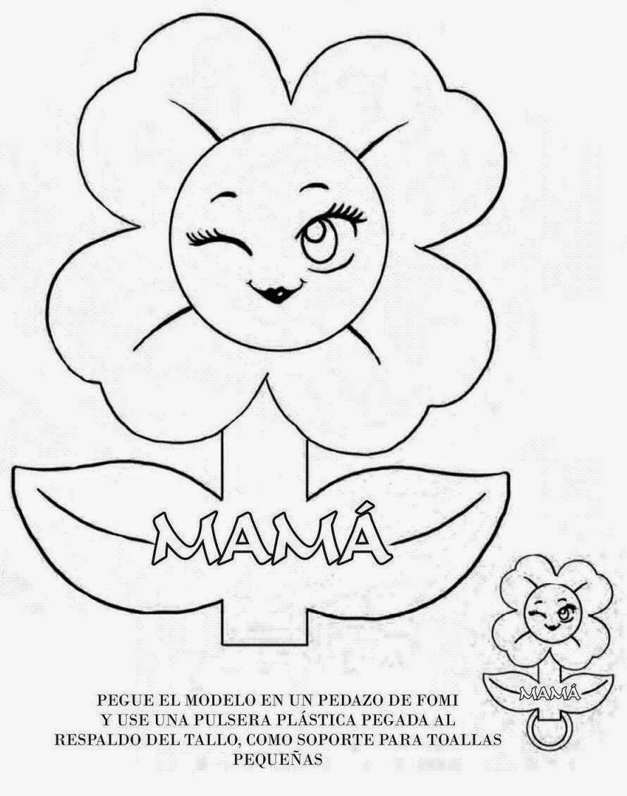 Dibujos De Ninos Dibujos Para Mama A Lapiz Faciles