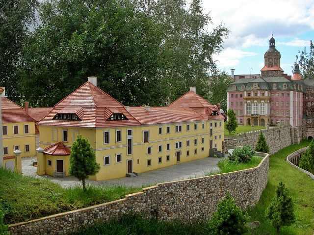 zamki, miniatury, Kowary, Dolny Śląsk