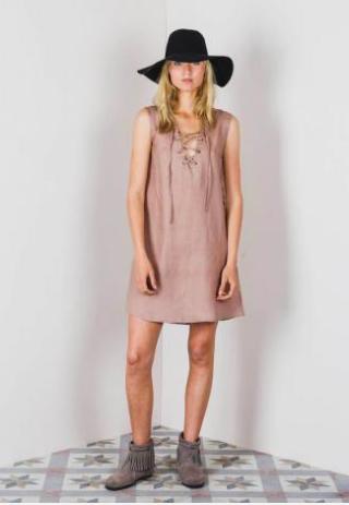 Samadeus Linen Dress