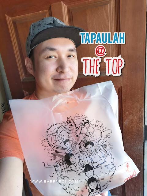 Penang Blogger Influencer TAPAULAH The TOP Penang