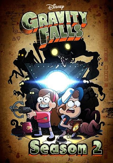 Gravity Falls Temporada 2 audio latino