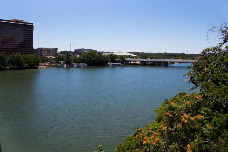 Austin Tx colorado river