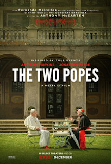 The Two Popes 2019 Full Movie DVDrip Download Kickass