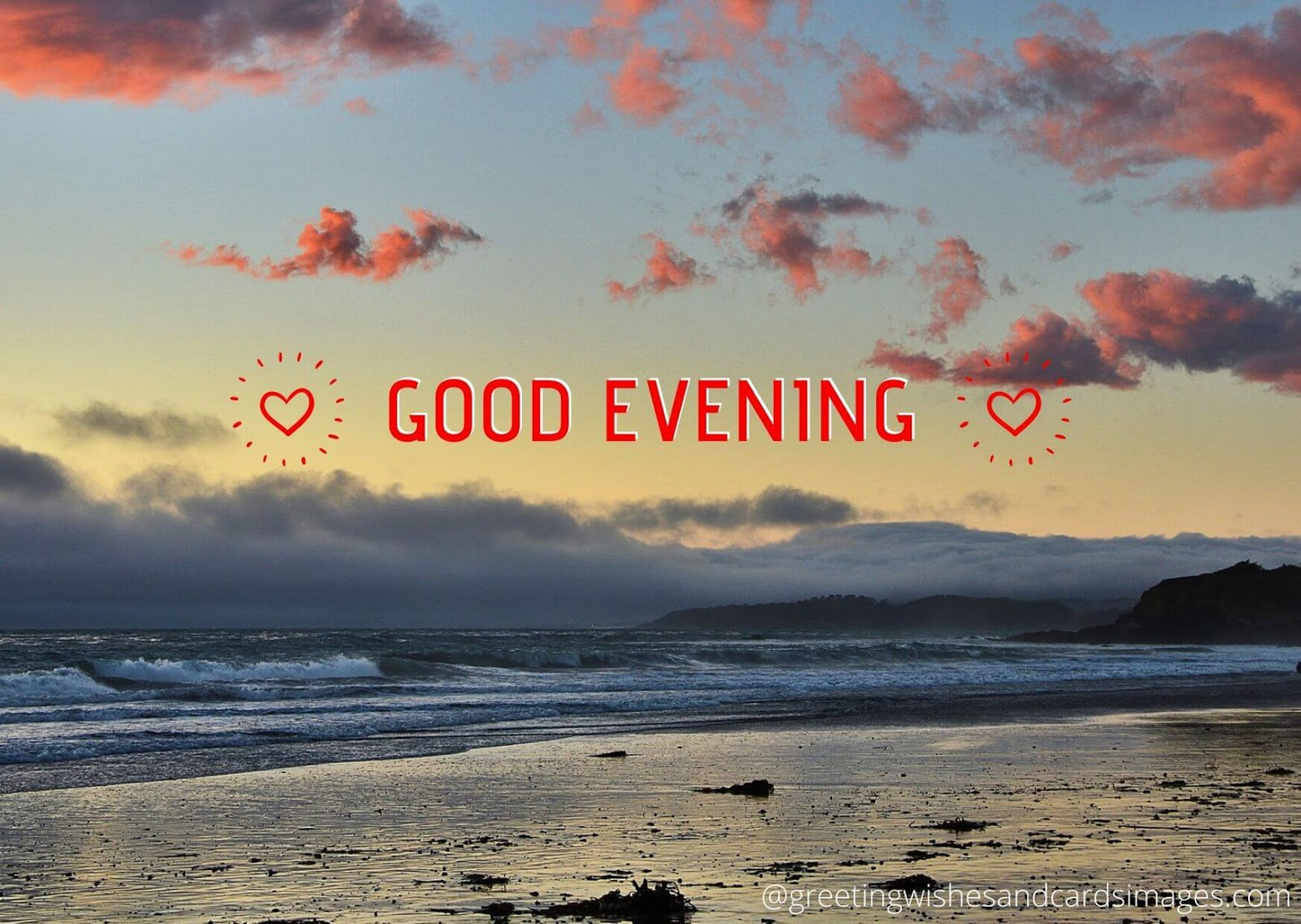Good Evening Greeting Wishes