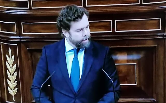 """Espinosa de los monteros: """"La señora Calvo y el señor Iglesias no pueden seguir en su Gobierno"""""""