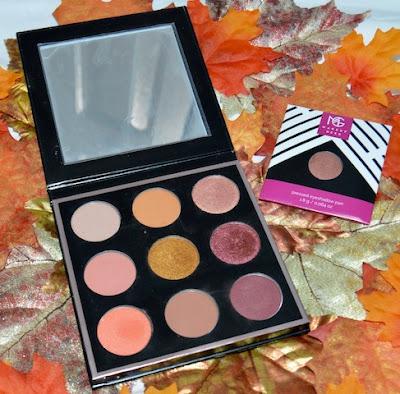 Makeup Geek Pumpkin Spice Palette