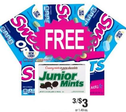 FREE Theater Box Candy CVS Deal 8-18 8-24