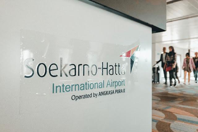 AIRPORT QUICK GUIDE: Soekarno-Hatta International Airport