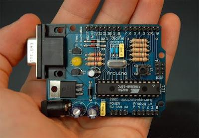 gambar arduino serial