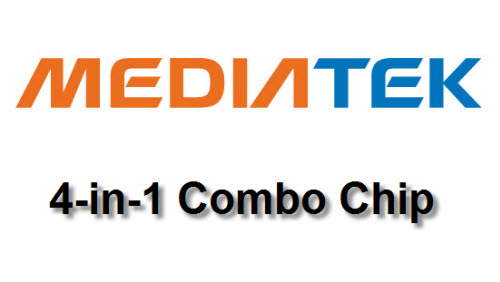MediaTek 4-in-1 chip