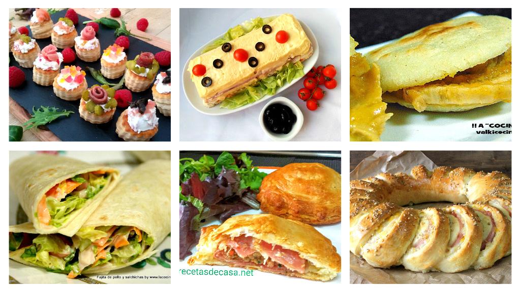 Recetas para cenas informales con amigos a cocinear for Opciones de cenas ligeras