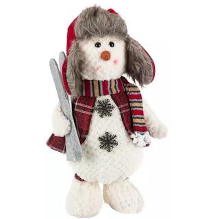 https://www.basspro.com/shop/en/plush-snowman-figurine-with-skis