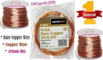Bare Copper Wire Scrap Price: #1 Brand Copper