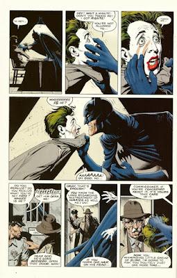 Review del cómic Batman: La broma asesina de Alan Moore y Brian Bolland - ECC Ediciones