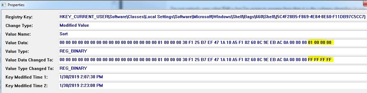 Shellbags, Folder Views, and Windows Explorer