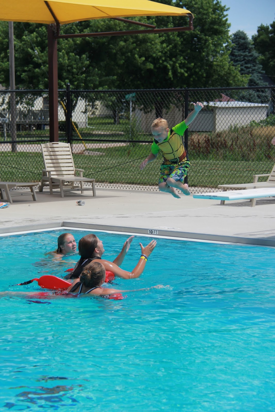 Village Of Exeter Exeter Aquatic Center Rules And Information