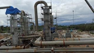 Proyek Gas PT Sorik Marapi Geothermal Plan Bocor, 5 Orang Tewas