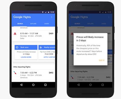 Cari Tiket Murah Menggunakan Google Flight