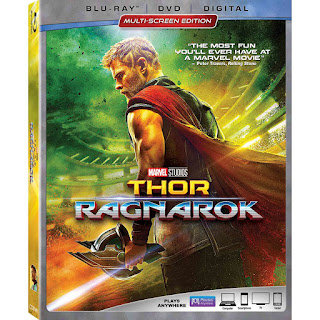 THOR: RAGNAROK: MULTI-SCREEN EDITION BLU-RAY
