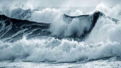 BMKG: Gelombang Tinggi akan Terjadi di Beberapa Wilayah Sepekan Terdepan
