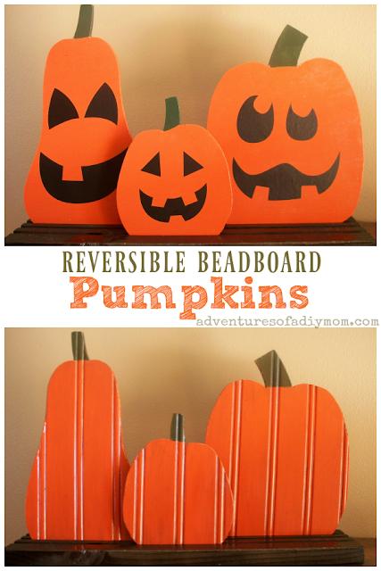 Reversible Pumpkins