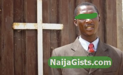 nigerian pastor arrested