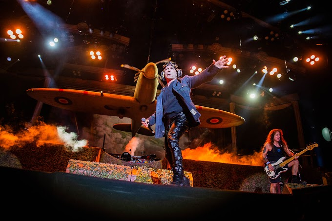 Iron Maiden regresaría a Sudamérica el 2021
