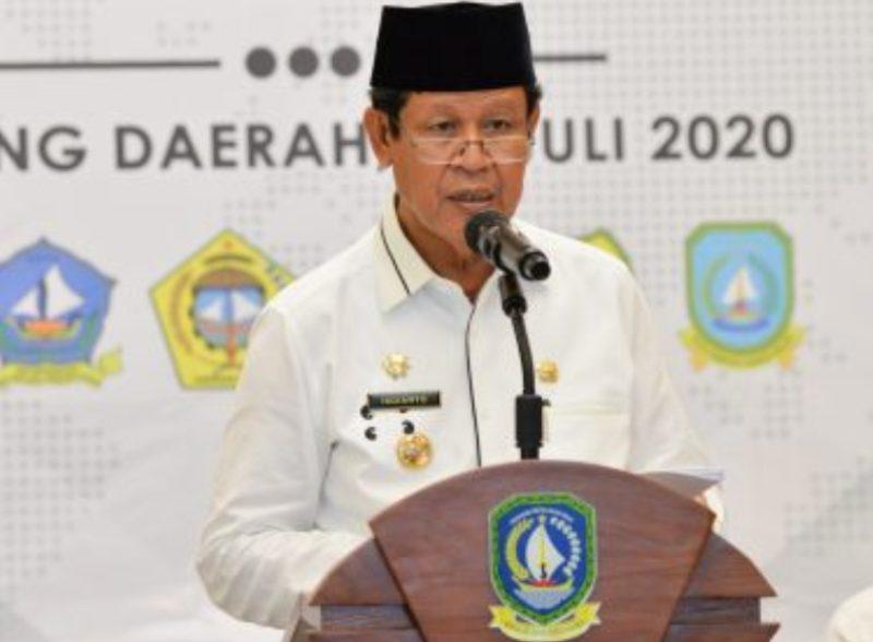 Gubernur Kepri Buka Raker Pemerintahan Desa Se-Kepri