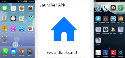 iLauncher APK Free Download
