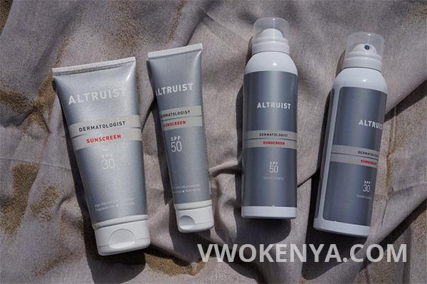 Kem chống nắng Altruist Dermatologist Sunscreen