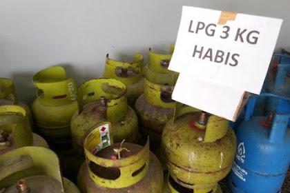 Subsidi Belum DIcabut Tapi Harga Gas Melon Sudah Meroket di Medan