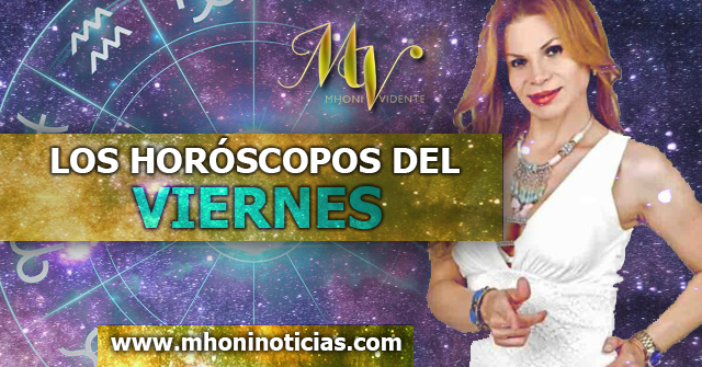 Los horóscopos del VIERNES 04 de DICIEMBRE del 2020 - Mhoni Vidente