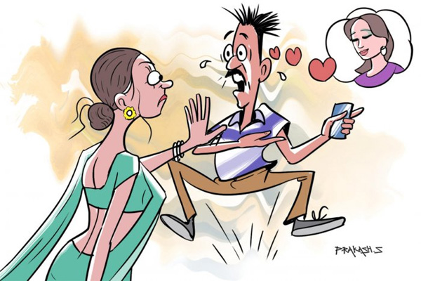 Bengaluru  man seeks to divorce cheating wife, Bangalore, News, Local-News, Family, Couples, Doctor, House Wife, Cheating, Police, Complaint, National