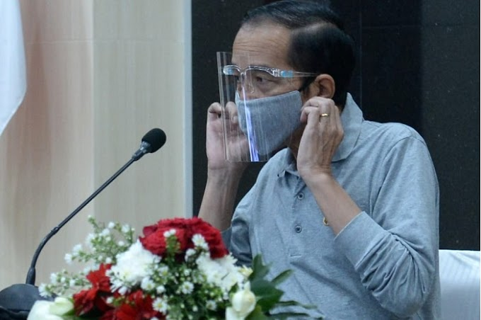 Penanganan COVID-19 di Jawa Barat Diapresiasi Presiden