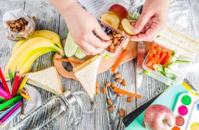 5 Makan Siang sehat untuk anak