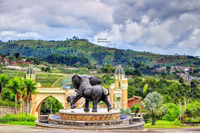 Kampung Gajah Lembang | Wisata Lembang
