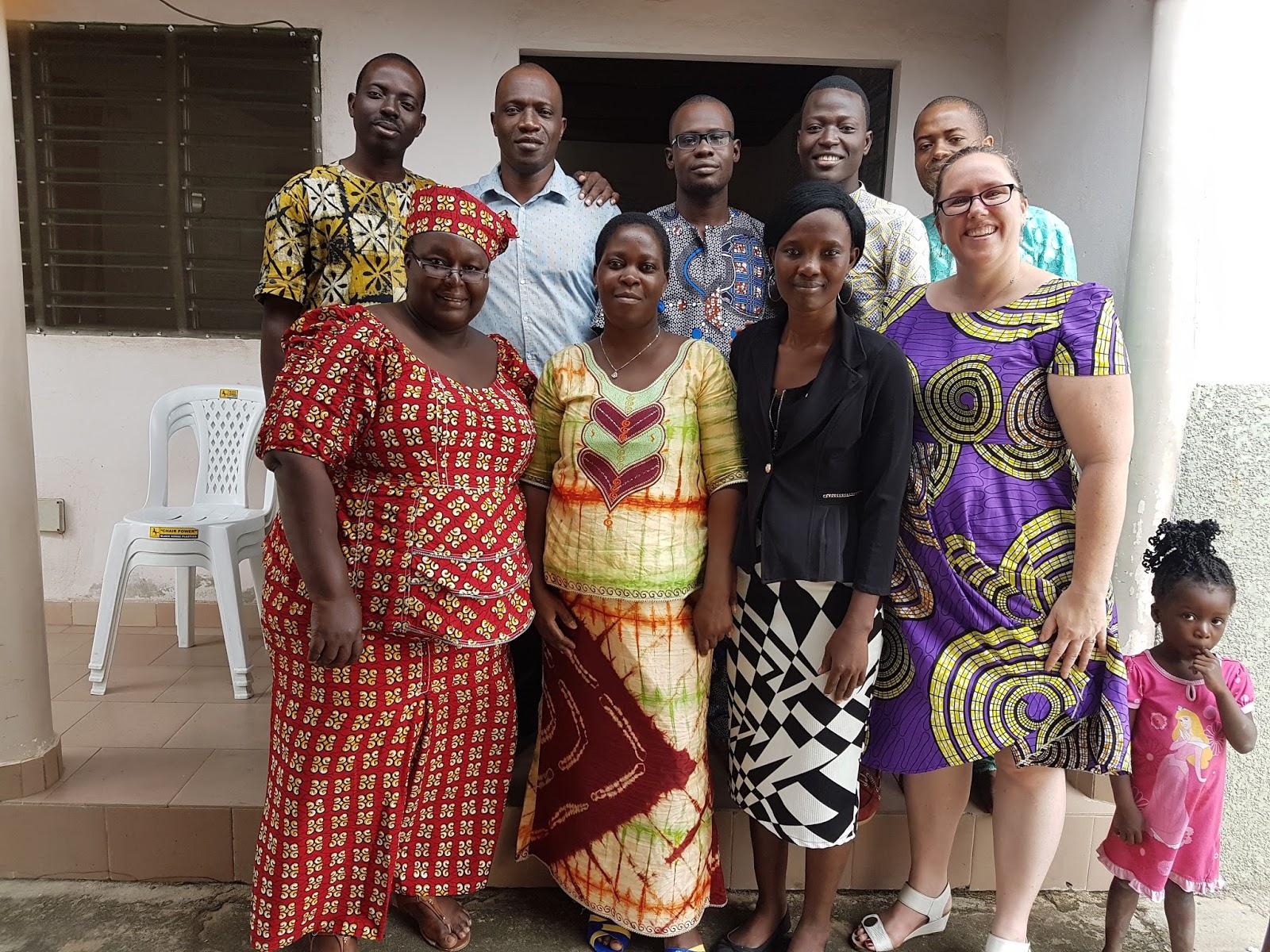 Walking with West Africa: Benin