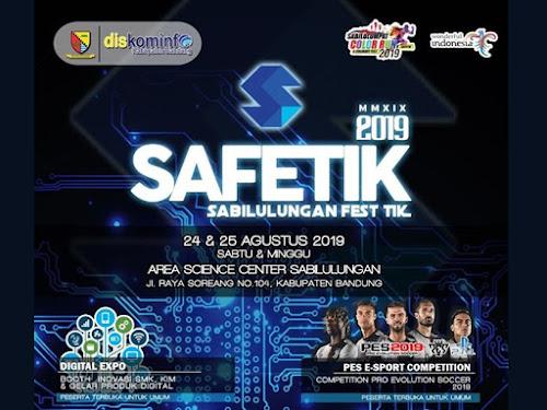 Safetik 2019 Kabupaten Bandung