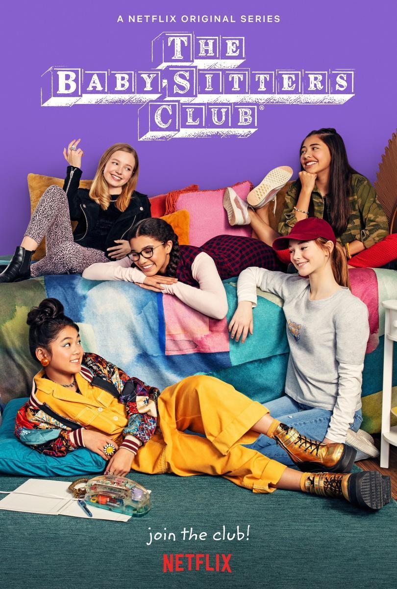 El club de las niñeras Temporada 1 Completa 720p Dual Latino