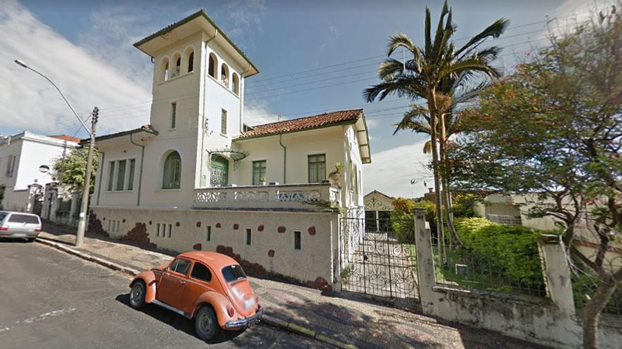 Foto da Residencia da Família Silva em Pinhal