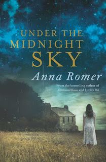 Under the Midnight Sky by Anna Romer book cover