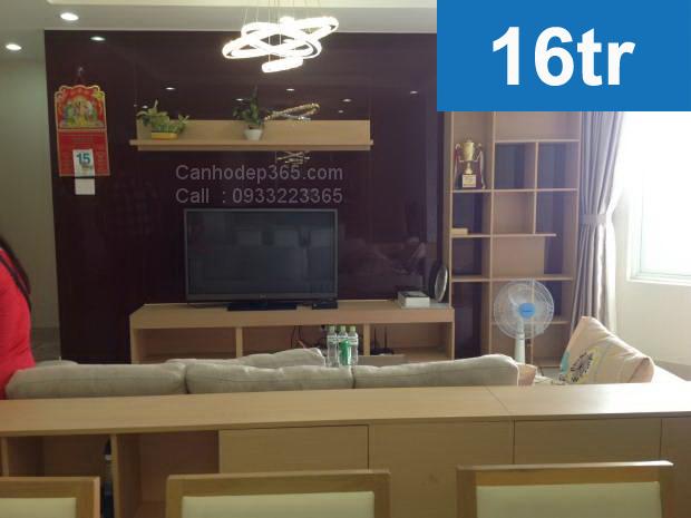 Cho thuê Căn hộ Him Lam chợ lớn, full nội thất | Căn hộ 86m2 Him Lam Chợ Lớn cho thuê HTCB (Bên C)