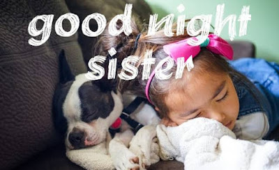 good night sister photo download