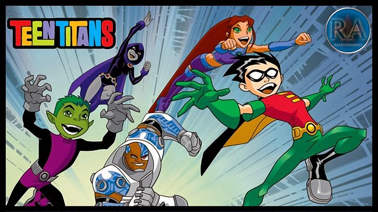 Teen Titans Season 1 Episode List
